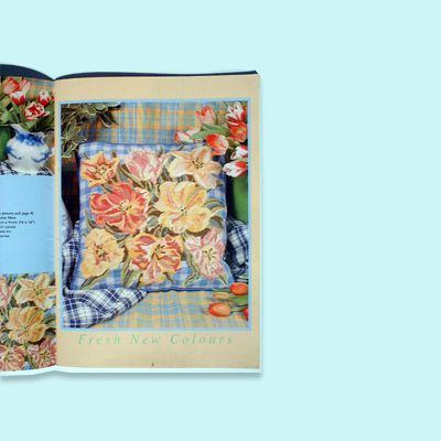 Needlepoint Pattern Catalogue